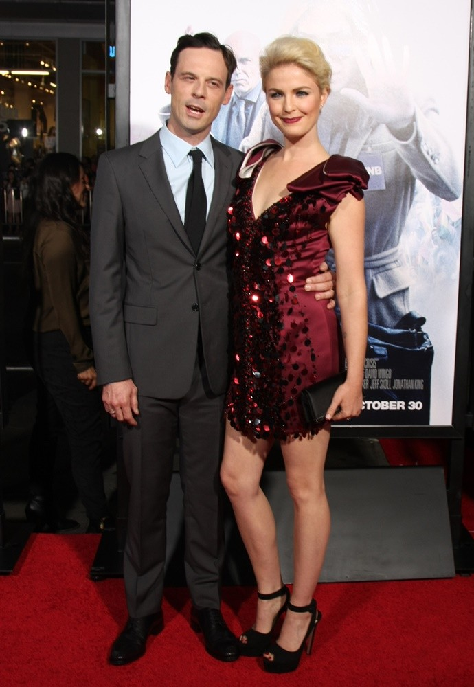 Scoot McNairy, Whitney Able<br>Our Brand Is Crisis Premiere