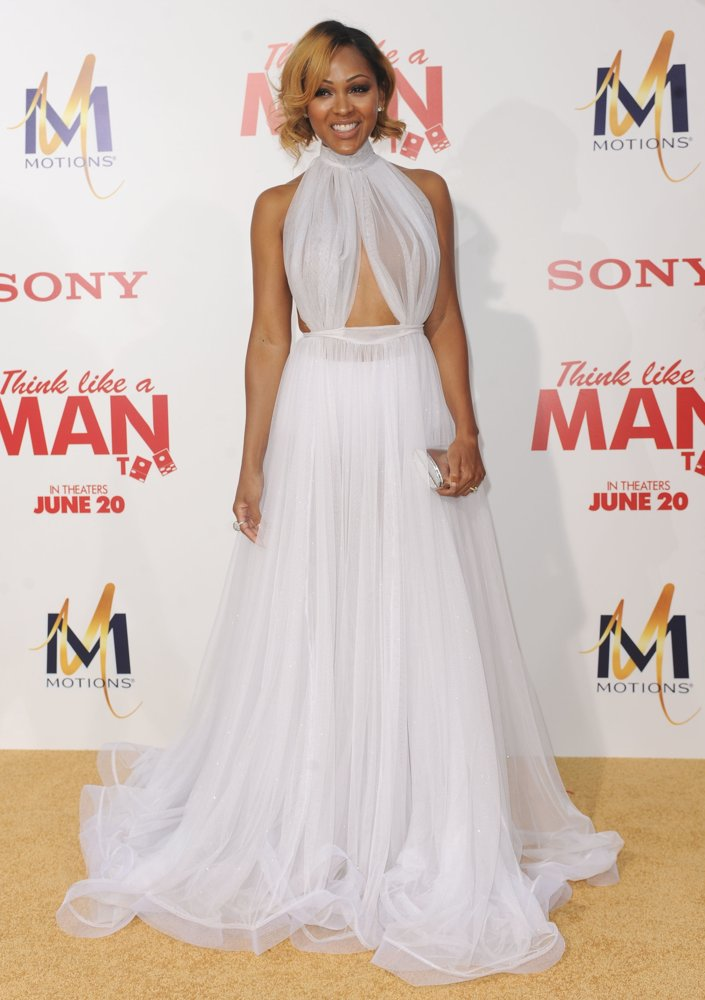 Meagan Good<br>Film Premiere of Think Like a Man Too