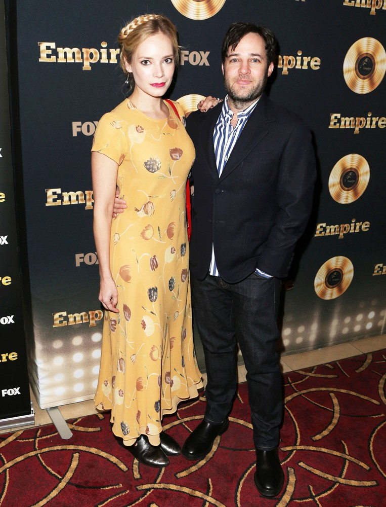 Caitlin Mehner, Danny Strong<br>Spring Premiere of FOX's Empire