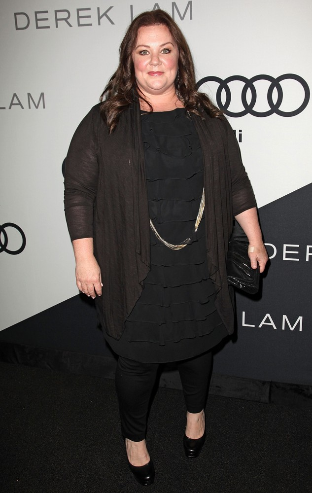 Melissa McCarthy<br>Audi and Derek Lam Celebrate The 2012 Emmy Awards