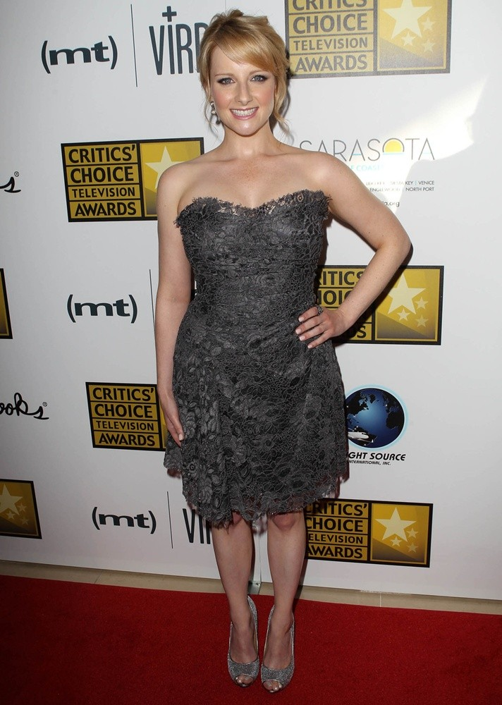 Melissa Rauch<br>Broadcast Television Journalists Association's 3rd Annual Critics' Choice Television Awards