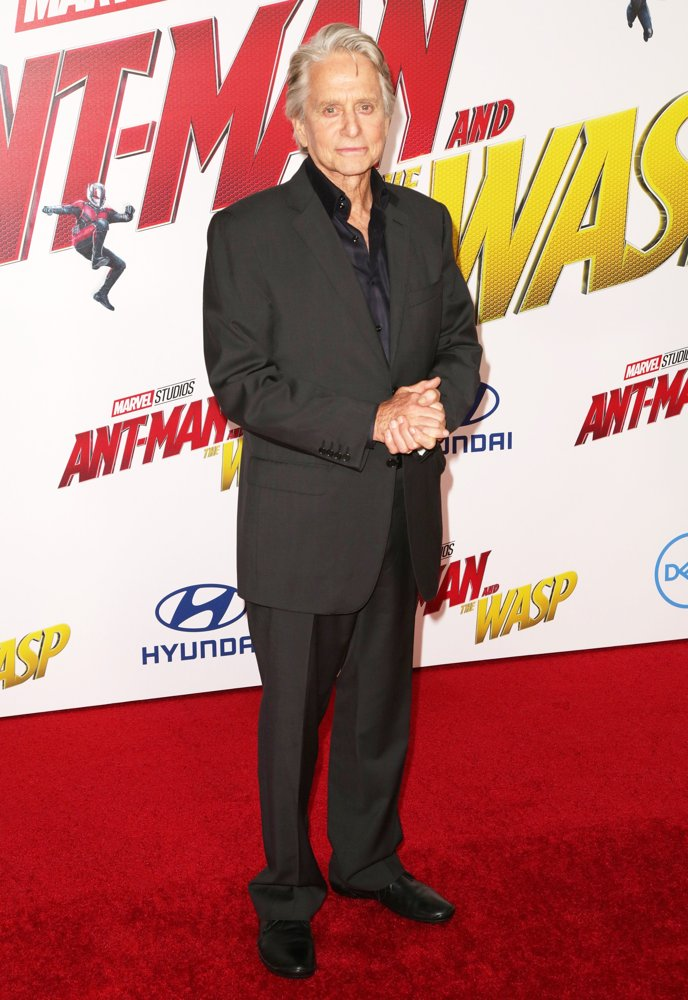 Michael Douglas<br>Ant-Man and the Wasp Film Premiere - Arrivals