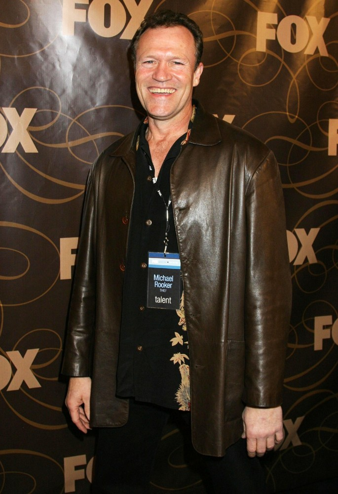 Michael Rooker<br>FOX Television 2006 TCA Winter Party