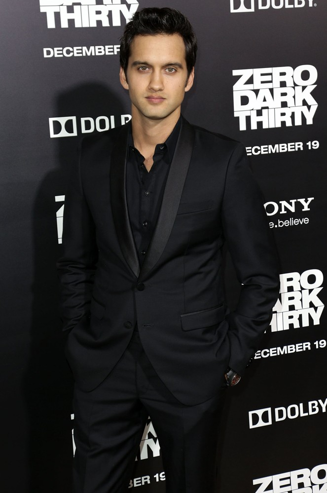 Michael Steger<br>Los Angeles Premiere of Columbia Pictures' Zero Dark Thirty