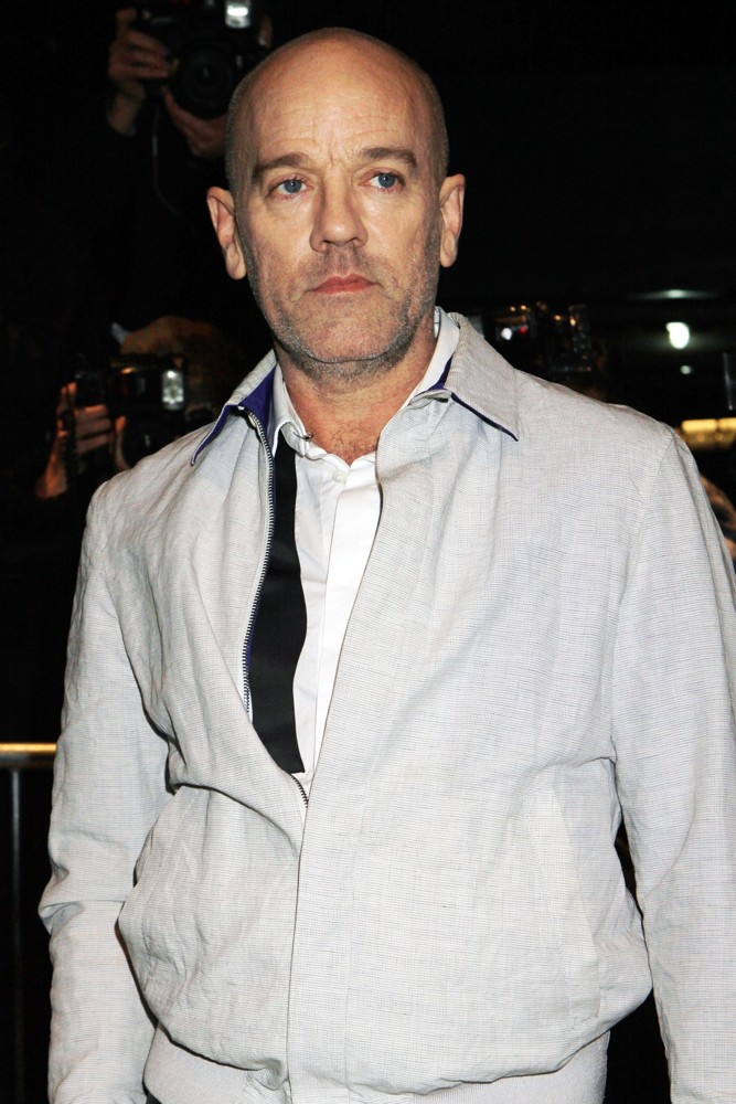 Michael Stipe<br>New York Premiere of On the Road Presented by Grey Goose Vodka - Arrivals