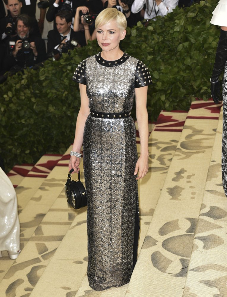 Michelle Williams<br>The 2018 Costume Institute's MET Gala Benefit - Red Carpet Arrivals