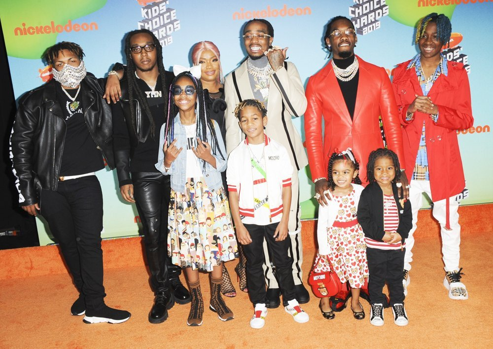Migos<br>Nickelodeon's 2019 Kids' Choice Awards - Arrivals