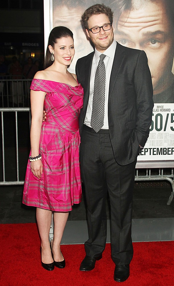 50/50 New York Premiere - Arrivals