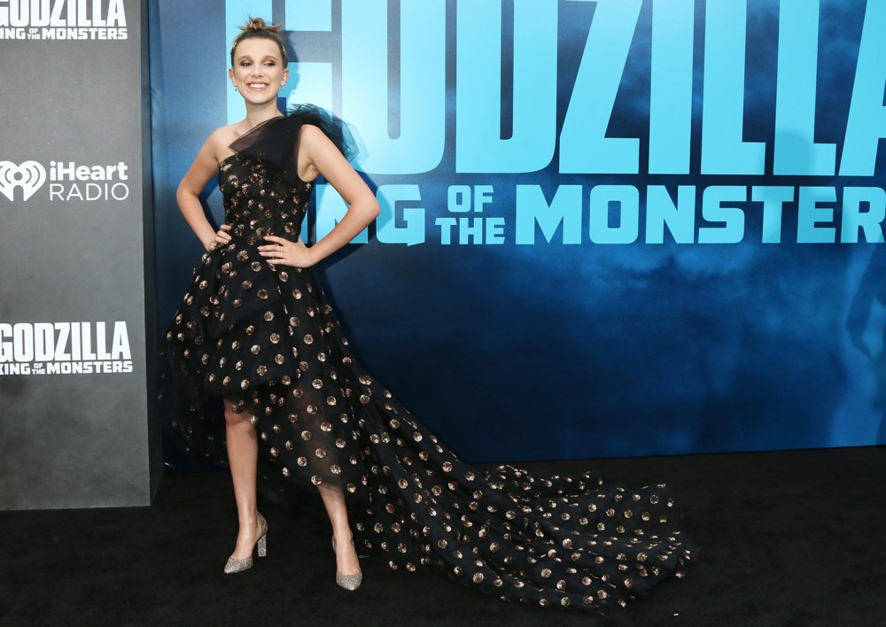 Millie Bobby Brown<br>Godzilla: King of The Monsters Premiere