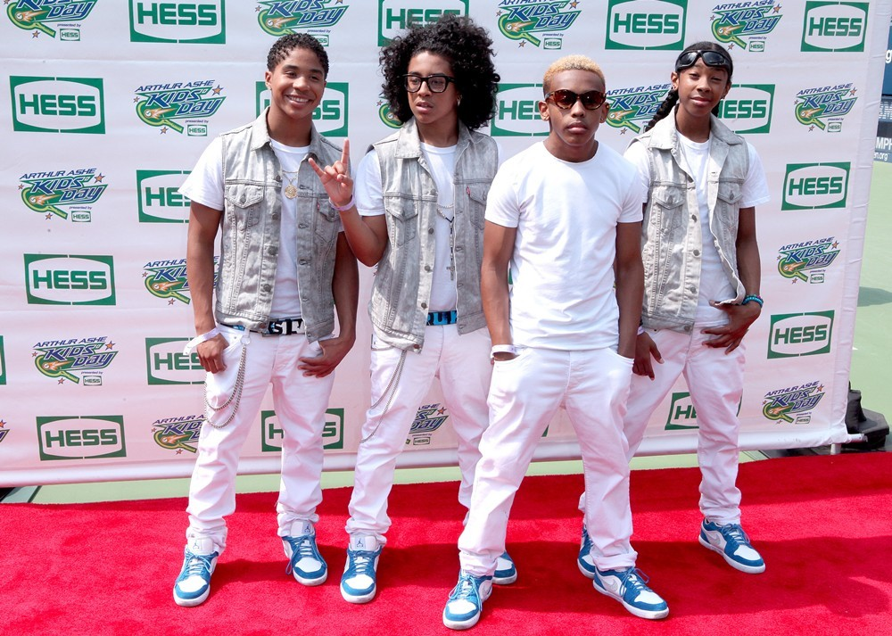 Mindless Behavior Pictures Latest News Videos