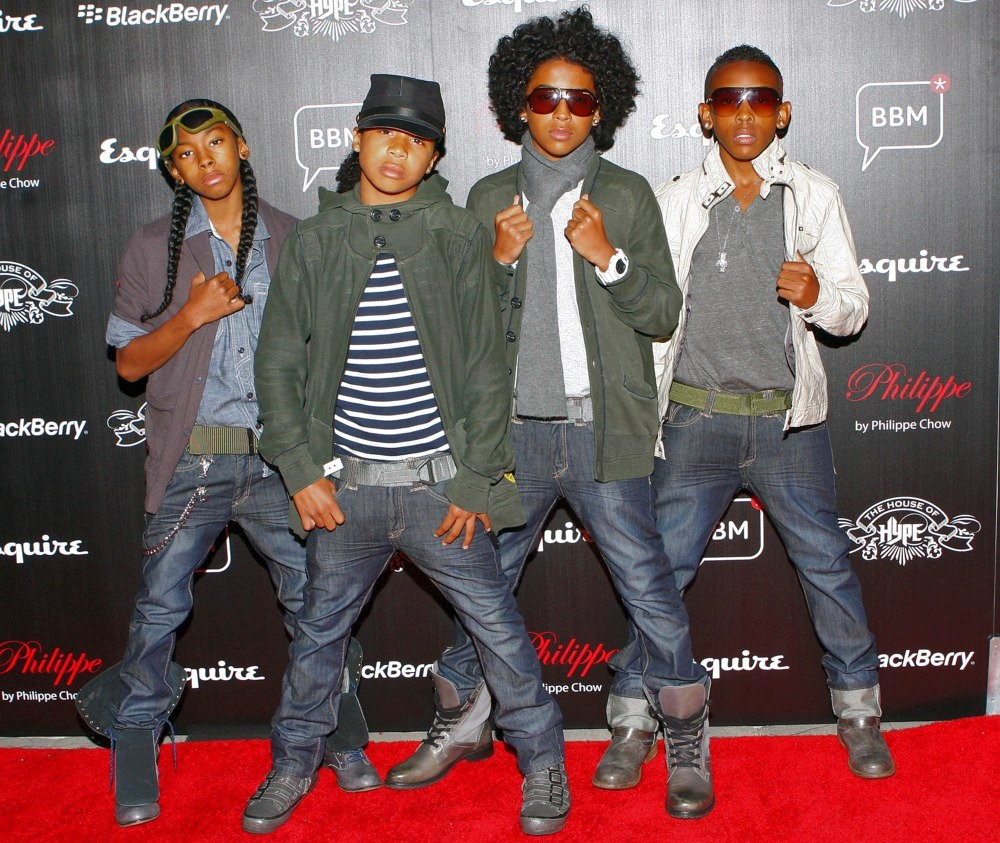 Mindless Behavior - Wallpaper Actress