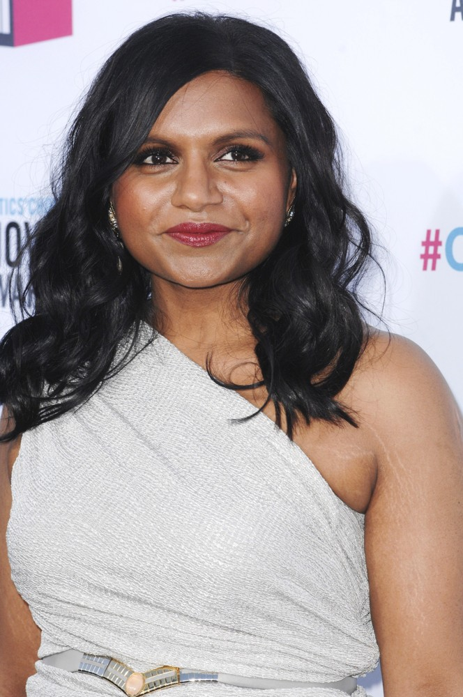 Mindy Kaling<br>17th Annual Critic's Choice Movie Awards - Arrivals