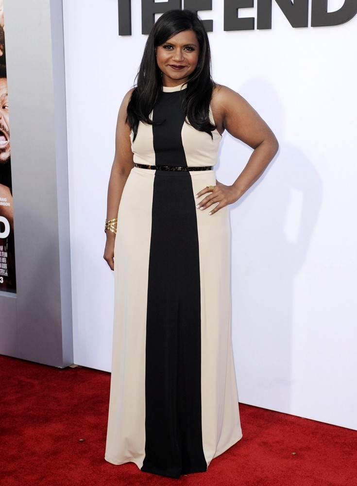 Mindy Kaling<br>Los Angeles Premiere of This Is the End