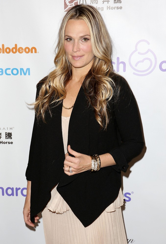 Molly Sims<br>March of Dimes Celebration of Babies Luncheon - Arrivals