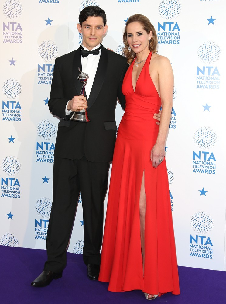 Baby Colin Morgan And Wife Pictures To Pin On Pinterest