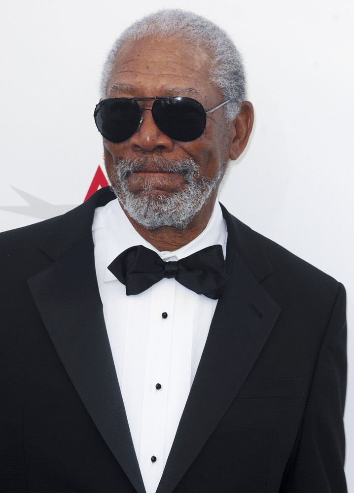 Morgan Freeman<br>The 40th AFI Life Achievement Award Honoring Shirley MacLaine