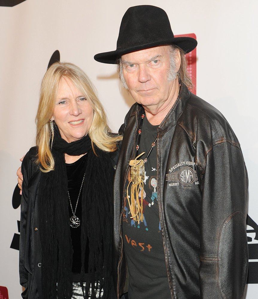 56th GRAMMY Awards - P and E Wing Event Honoring Neil Young