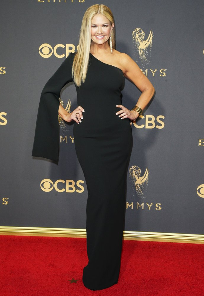 Nancy O'Dell<br>69th Annual Primetime Emmy Awards - Arrivals