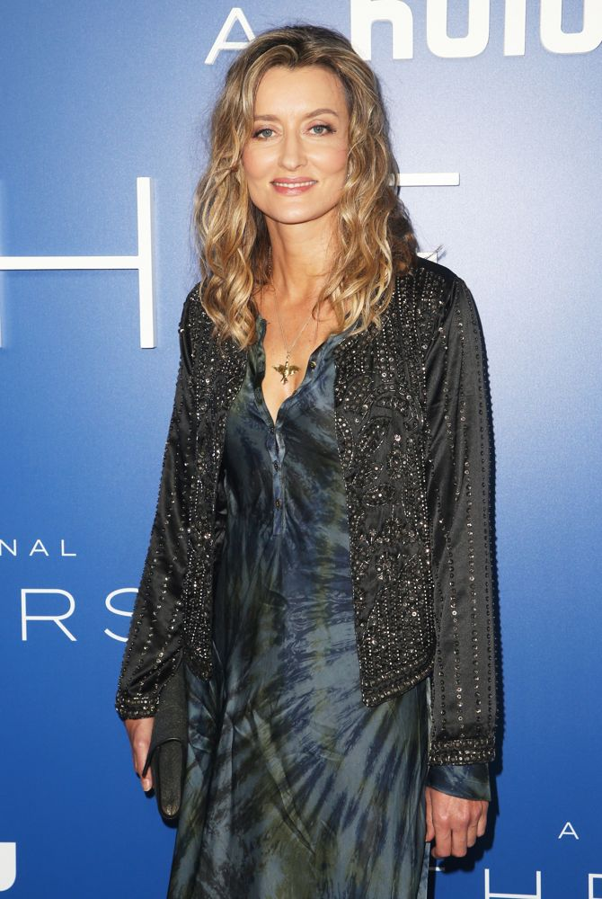 Natascha McElhone<br>Premiere of Hulu's The First