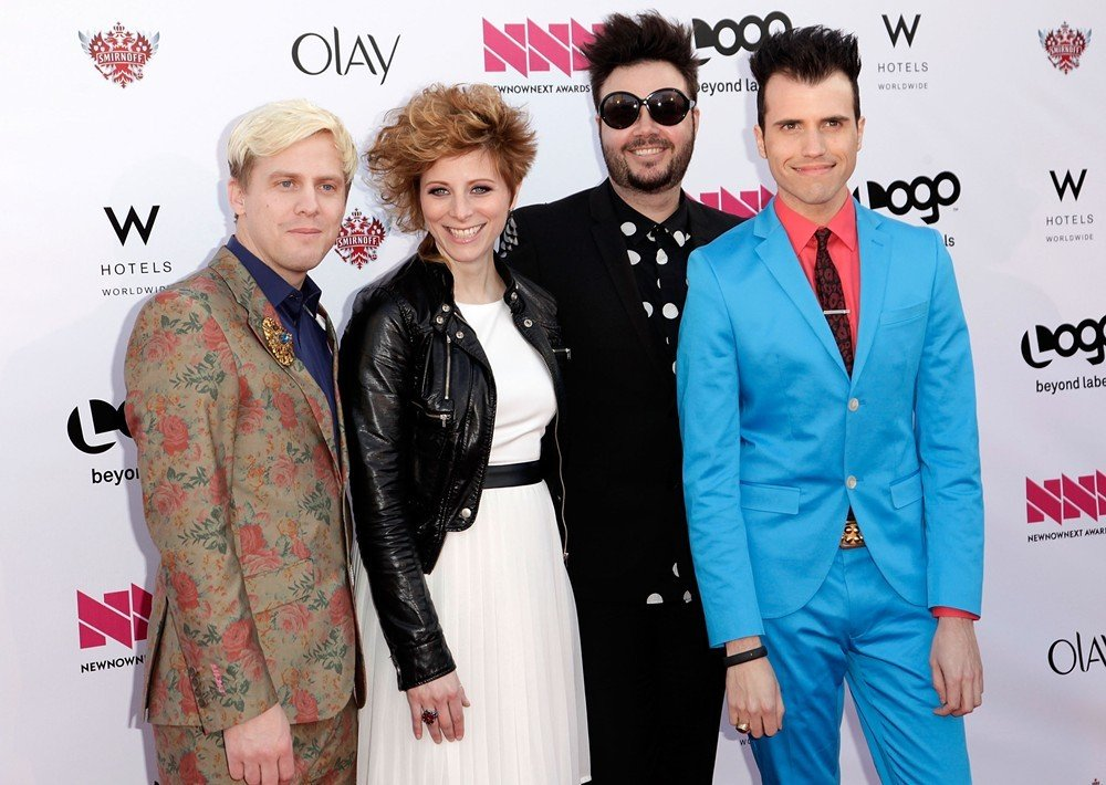 LOGO's 2012 NewNowNext Awards