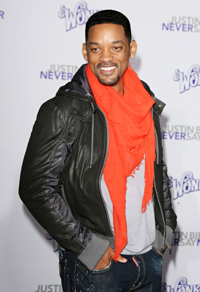 Will Smith<br>Los Angeles Premiere of