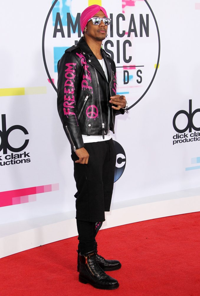 Nick Cannon<br>2017 American Music Awards - Arrivals