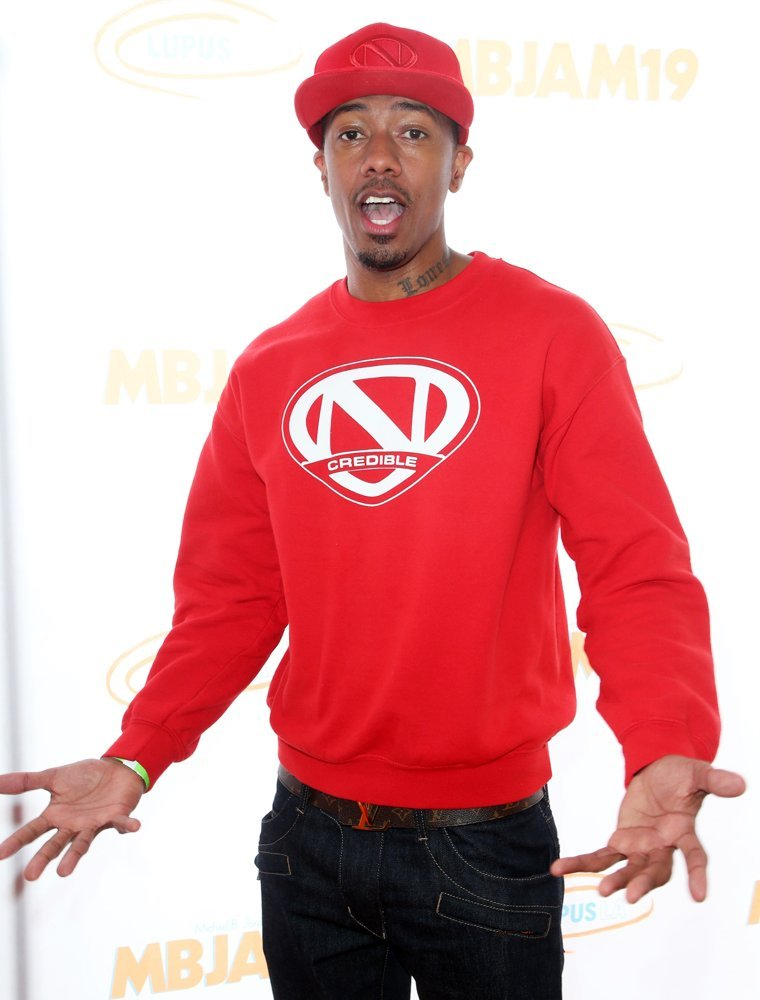 Nick Cannon<br>3rd Annual MBJAM19