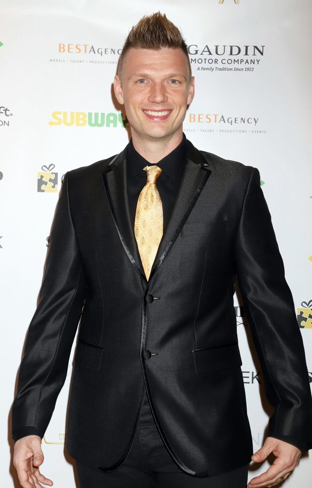 Nick Carter, Backstreet Boys<br>9th Annual Grant A Gift Autism Foundation's Fashion for Autism Gala - Arrivals