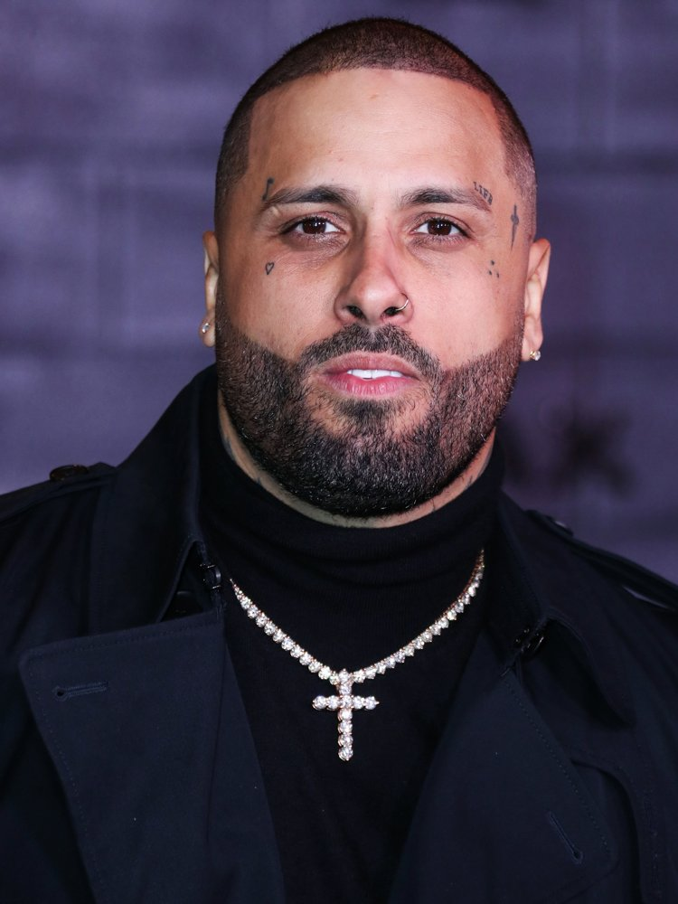 Nicky Jam<br>Premiere of Columbia Pictures' Bad Boys for Life