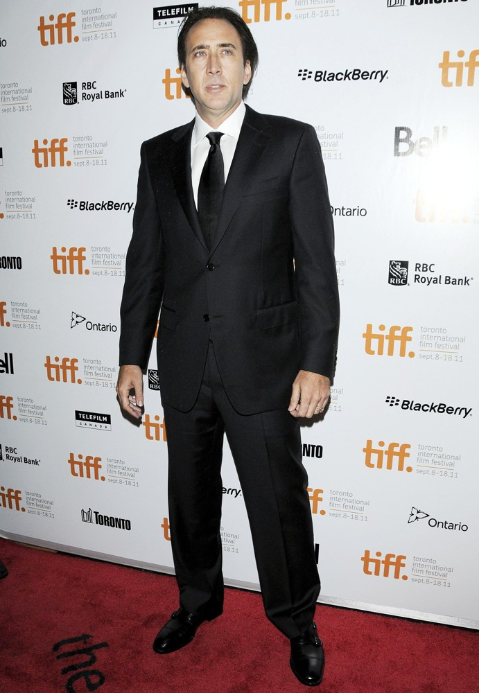 36th Annual Toronto International Film Festival - Trespass - Premiere Arrivals