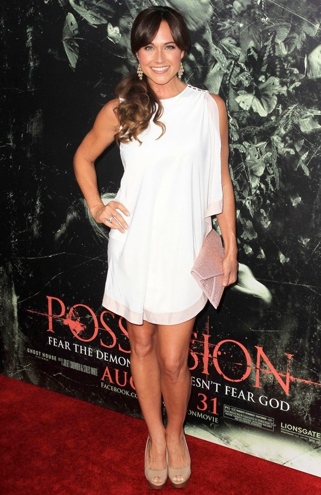 The Premiere of The Possession - Arrivals