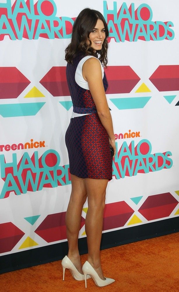Nikki Reed<br>The 5th Annual Teennick Halo Awards