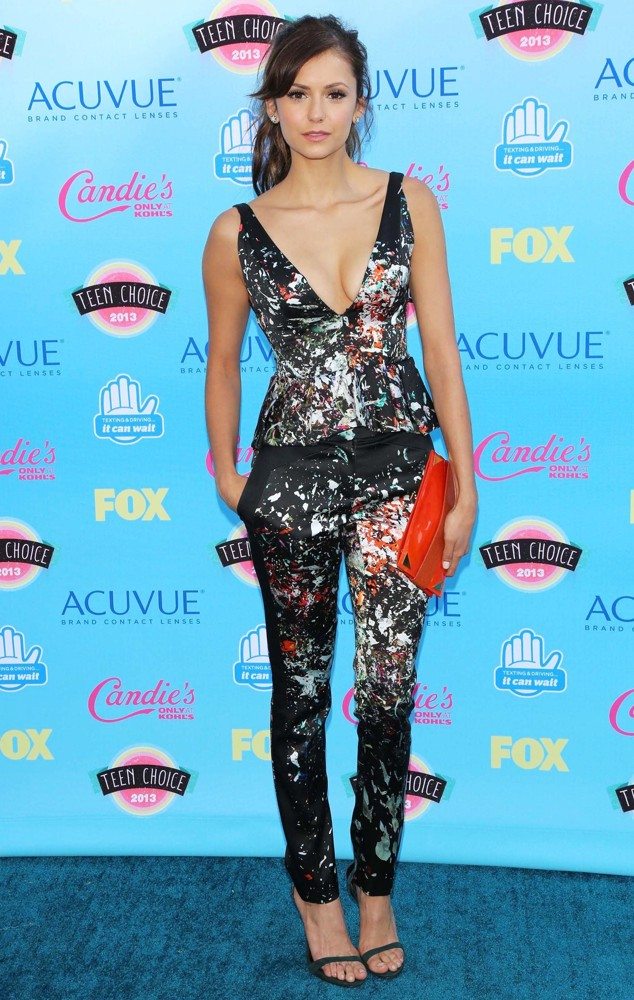 Nina Dobrev<br>2013 Teen Choice Awards