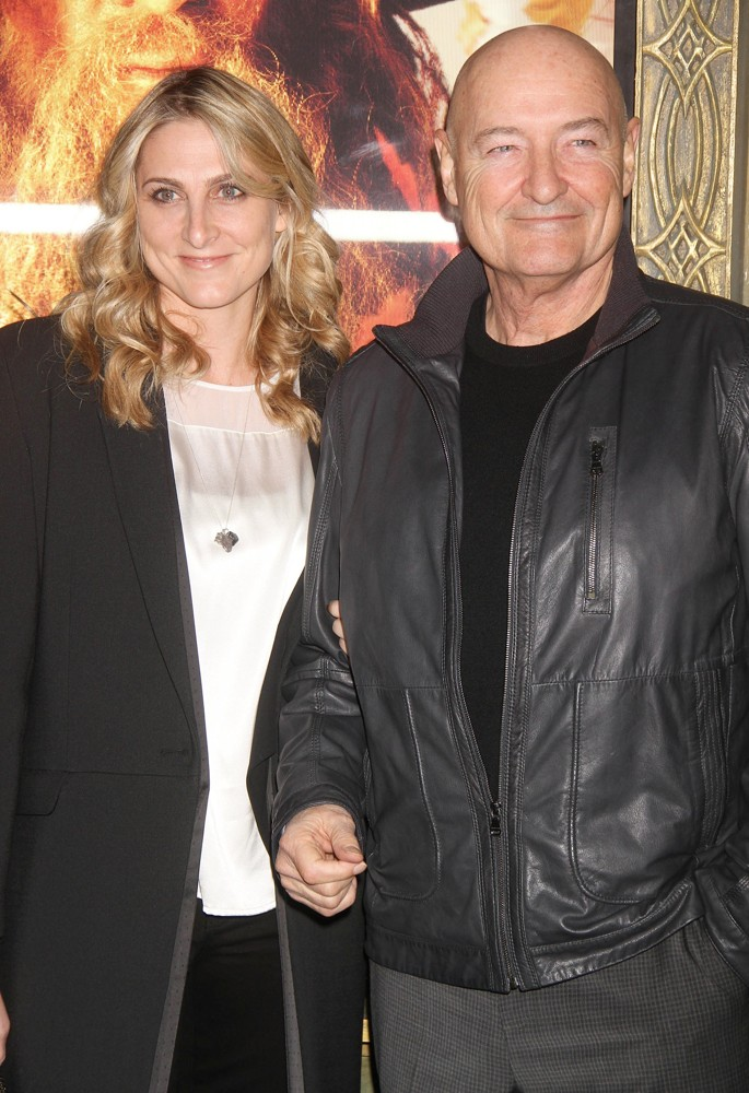 Terry O'Quinn with beautiful, Wife Lori O
