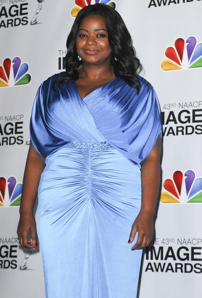 Octavia Spencer<br>The 43rd Annual NAACP Awards - Press Room