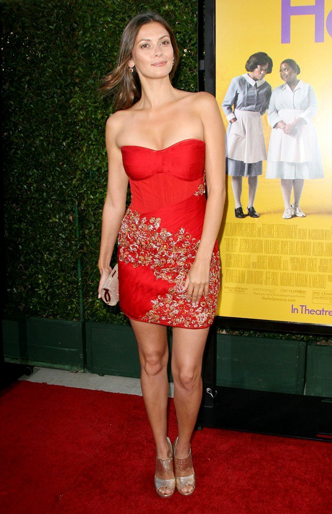 Olga Fonda<br>World Premiere of The Help