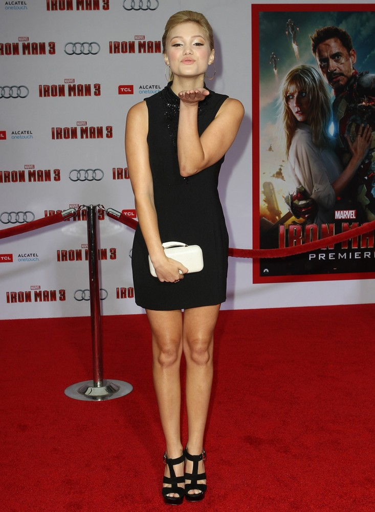 Iron Man 3 Los Angeles Premiere - Arrivals