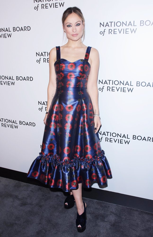 Olivia Wilde<br>2019 National Board of Review Awards Gala - Arrivals