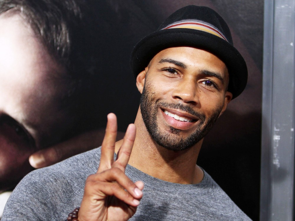 Omari Hardwick<br>The Premiere of CBS Films' The Words - Red Carpet