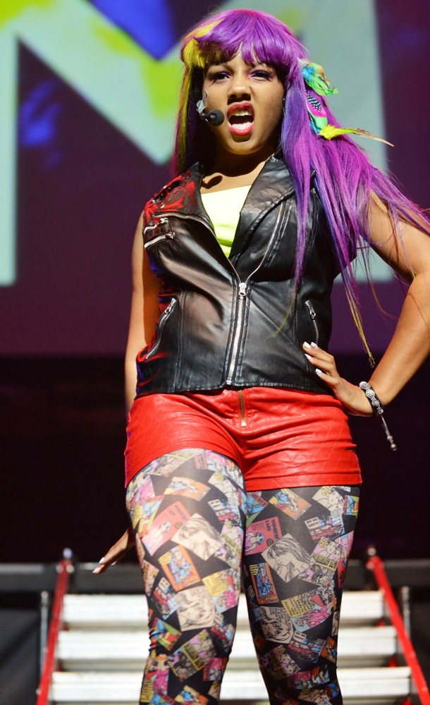 Zonnique Pullins, OMG Girlz<br>OMG Girlz Perform Scream Tour with The Next Generation Pt. 2