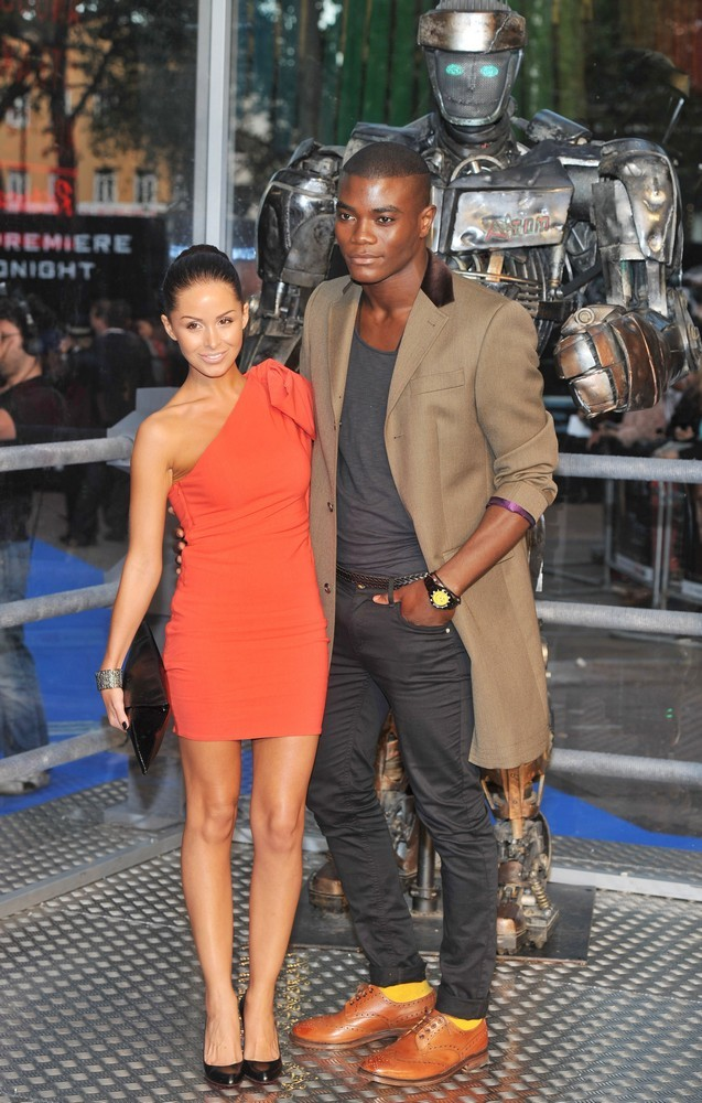 Real Steel - UK Film Premiere - Arrivals