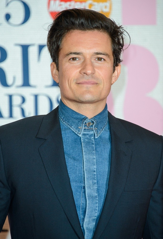 Orlando Bloom Picture 234 - The Brit Awards 2015 - Arrivals