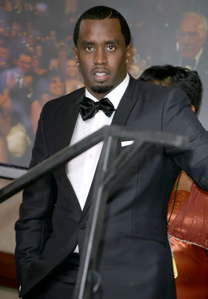 P. Diddy<br>84th Annual Academy Awards - Press Room