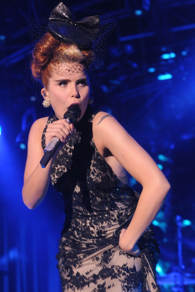 Paloma Faith Picture 43 - Paloma Faith Performing at Somerset House