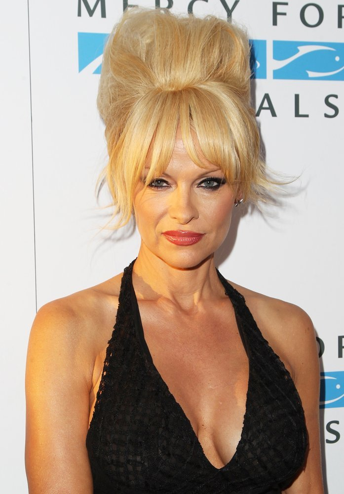 Pamela Anderson<br>Mercy for Animals' 15th Anniversary Gala - Arrivals
