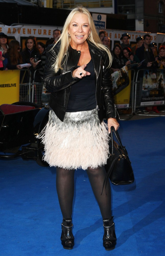 The UK Film Premiere of The Adventures of Tintin: The Secret of the Unicorn - Arrivals