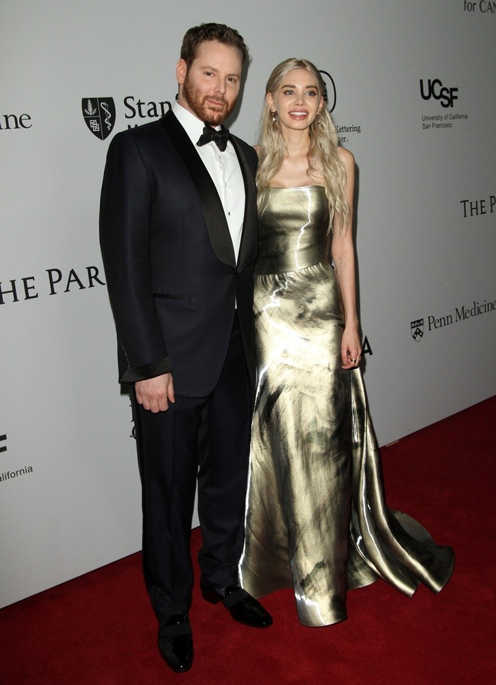Sean Parker, Alexandra Lenas<br>The Launch of The Parker Institute for Cancer Immunotherapy