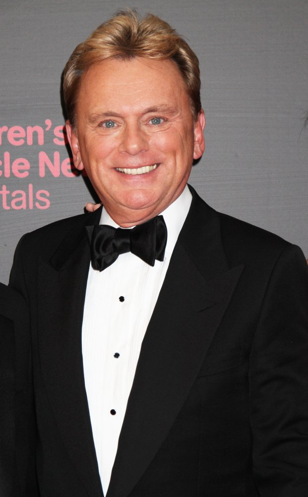 Pat Sajak Picture 3 - 2011 Daytime Emmy Awards - Red Carpet