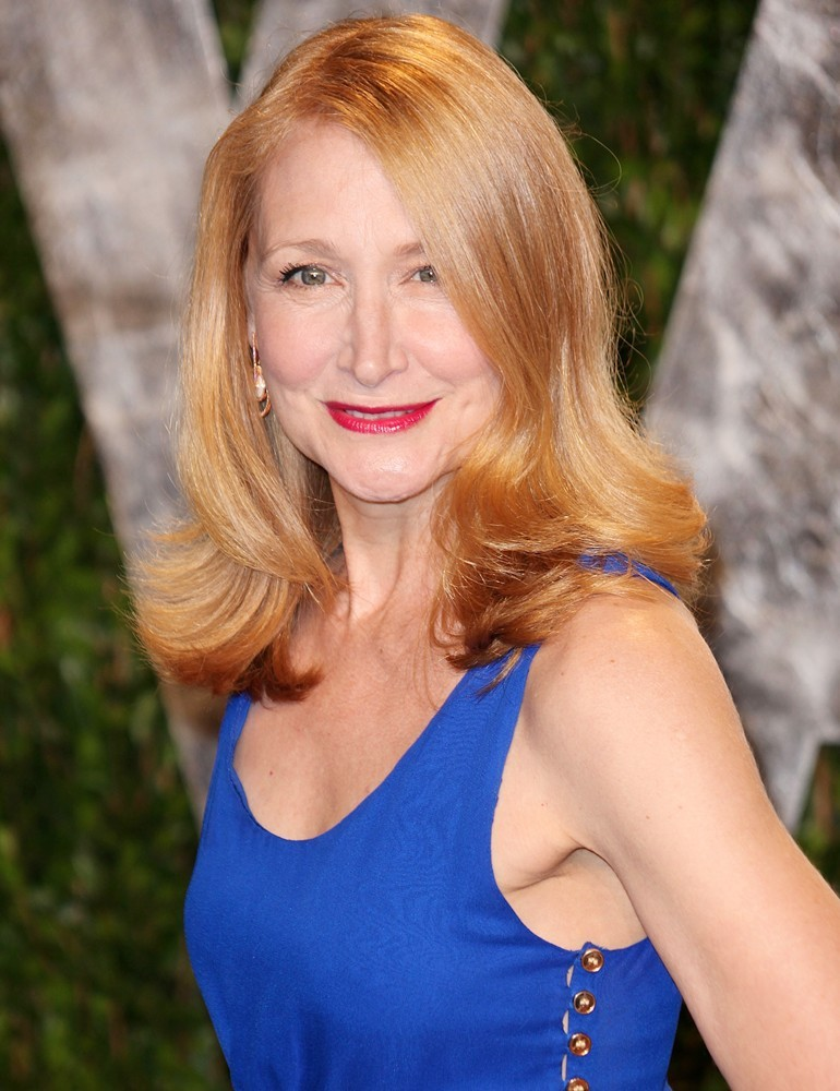 Patricia Clarkson<br>2012 Vanity Fair Oscar Party - Arrivals