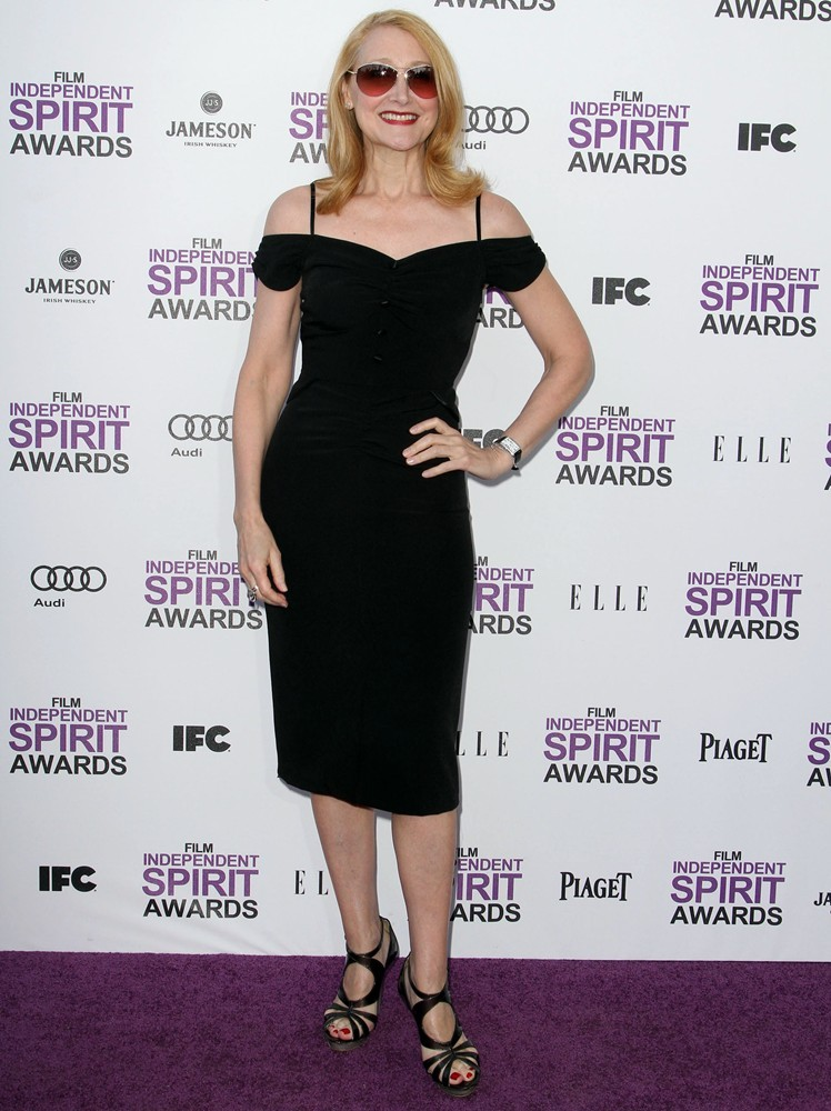 Patricia Clarkson<br>27th Annual Independent Spirit Awards - Arrivals